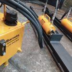 Deslocador de cargas sobre trilhos – EDC Barreto