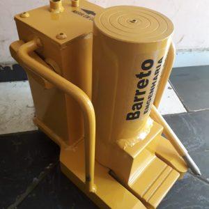 Macaco hidráulico Barreto tipo unha: 15, 30 e 60 toneladas