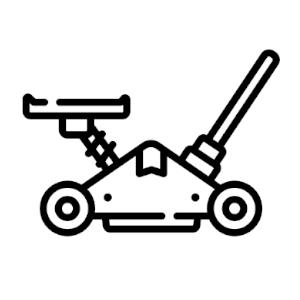 Equipamentos para elevação de cargas e máquinas